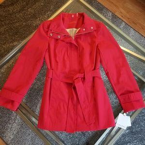 GORGEOUS Calvin Klein FASHION Coat.